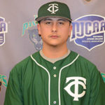 Flames Sign Keystone College Closer Joe DeAngelis