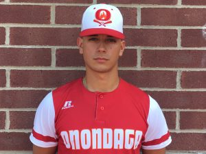 Onondaga Edges Albany in 4-3 Contest on Ricky Sisto's 3-Run Double