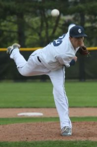 Jake Binder Pitches Another Gem to Keep Ithaca Bombers Alive