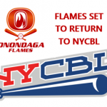 Onondaga Flames Set to Return to NYCBL